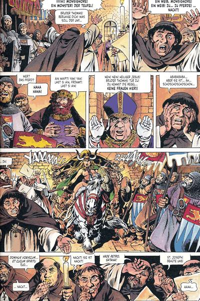 Leseprobe 1 von Chronik der Barbaren, Band 2 - Die Rückkehr der Wikinger