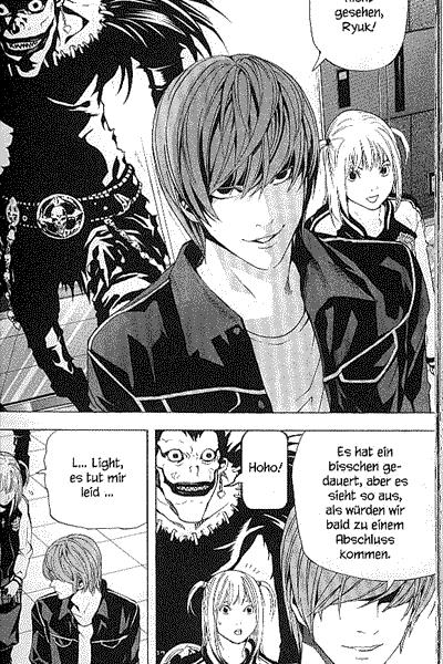 Leseprobe von Death Note, Band 7 - Zero