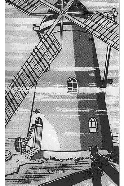 Leseprobe von Die Mühle, Einzelband - Die Mühle und andere Geschichten
