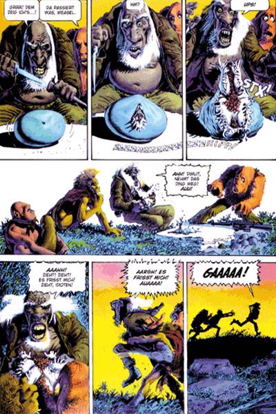 Leseprobe 2 von Mutantenwelt & Sohn der Mutantenwelt Gesamtausgabe, Einzelband -