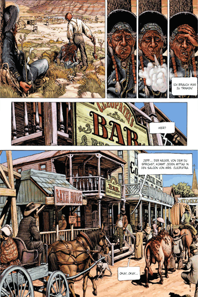 Leseprobe 4 von Marshal Bass, Band 2 - Familienmorde (Sheriff Marshal Bass)