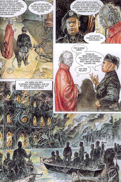 Leseprobe von Die Unterwelt, Band 1 - Die drei Schlüssel