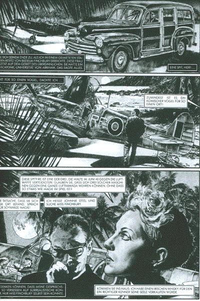 Leseprobe von Luger & Frieden, Band 2 -
