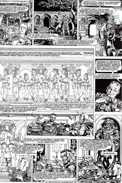 Leseprobe von Magnus, Die verzauberten Frauen, Einzelband - Erz�hlungen