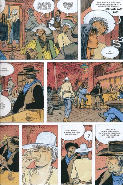 Erste Leseprobe von MANARA WERKAUSGABE, Band 16 - Mann aus Papier u.a