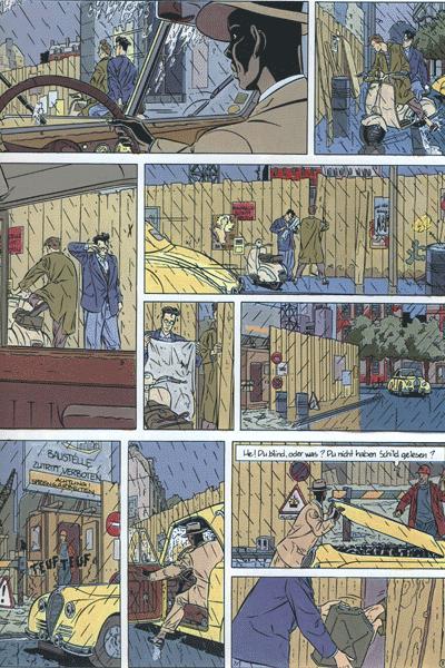 Leseprobe von Die Gefährten des Traums, Einzelband - Der Schatten des Mango