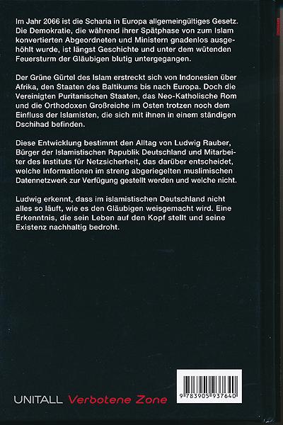 Leseprobe von Edition VZ, Band 7 - Die Gotteskrieger: Islamistische Republik Deutschland 2066