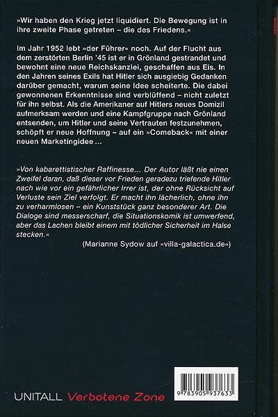 Leseprobe von Edition VZ, Band 6 - Adolf Hitler - Mein Frieden