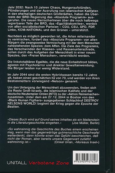 Leseprobe von Edition VZ, Band 3 - Die Epoche der Bestien