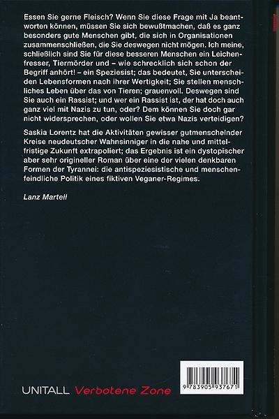 Leseprobe von Edition VZ, Band 10 - Die Republik der Veganer: Eine neudeutsche Utopie