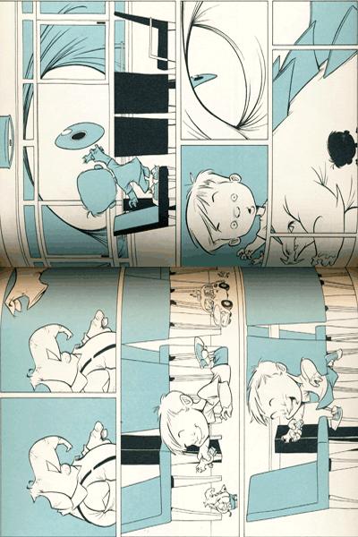 Leseprobe 1 von MONSTER und andere Geschichten, Einzelband -