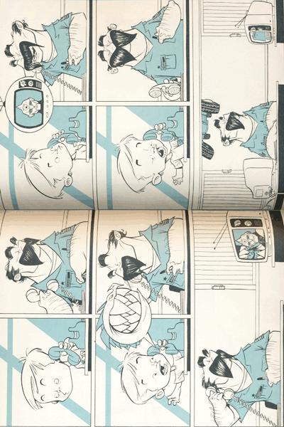 Leseprobe 2 von MONSTER und andere Geschichten, Einzelband -