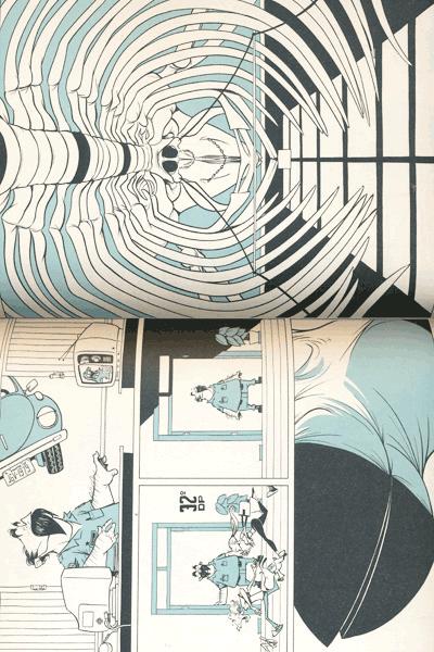 Leseprobe 3 von MONSTER und andere Geschichten, Einzelband -