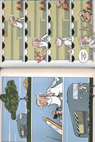 Leseprobe 2 von Das KABINETT der WUNDER, Einzelband -