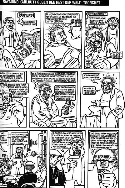 Leseprobe von U-Comix | 20. Jahrhundert, Band 110 - Magazin