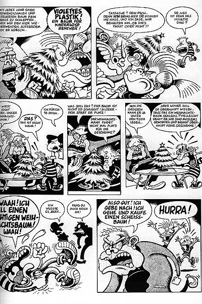 Leseprobe von U-Comix | 20. Jahrhundert, Band 112 - Magazin