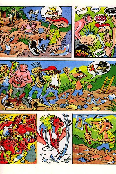 Leseprobe von U-Comix, Band 133 - Magazin