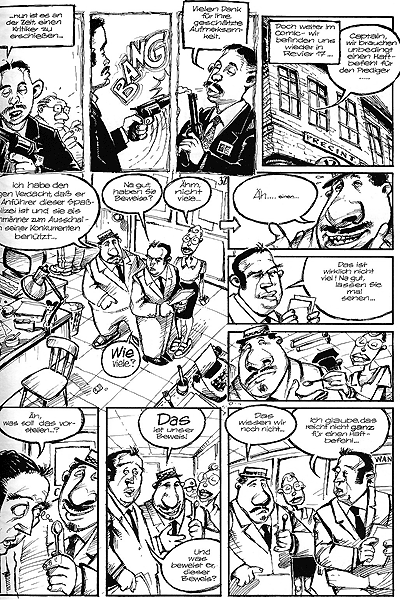 Leseprobe von U-Comix | 20. Jahrhundert, Band 143 - Magazin