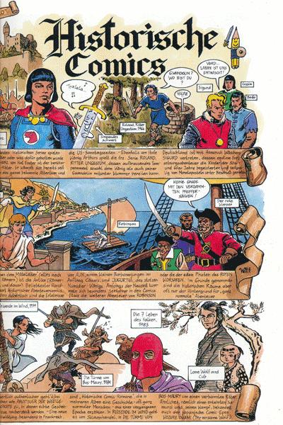 Leseprobe 2 von Comic Welten, Einzelband -
