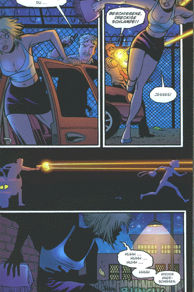 Leseprobe von Hit Comics (JNK), Band 38 - Savage Dragon, Die Schlampe,...
