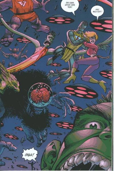 Leseprobe von Hit Comics, Band 39 - Savage Dragon, Ohdhcc, Hitparade, Die Schlampe,...