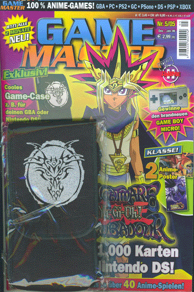 Leseprobe von Gamemaster, Band 0 - Dezember/Januar 2005/2006