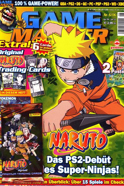 Leseprobe von Gamemaster, Band 6 - Dezember/Januar 2006