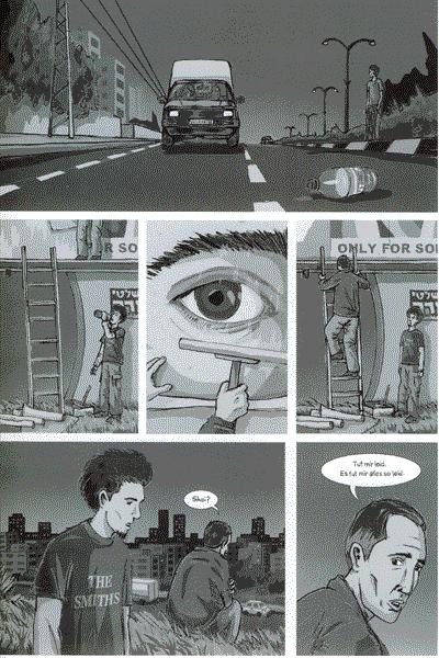 Leseprobe 2 von STRAPAZIN, Band 79 - Comicmagazin - Comics aus Tel Aviv