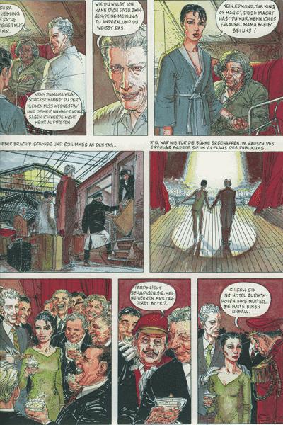 Leseprobe von Schwermetall, Band 93 - Goodbye Paul, Der Krieg der Bonkken, Der Vicomte, . . .