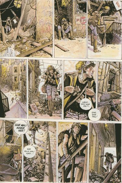 Leseprobe von Schwermetall, Band 95 - Druuna,  Münzautomaten,  Die Frau des Magiers, . . .