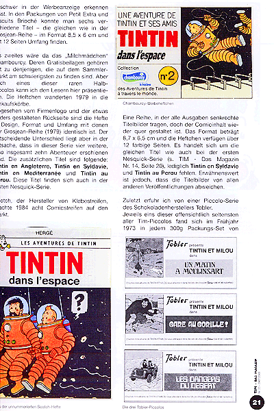 Tim das Magazin, Band 23 - Winter 2007/2008