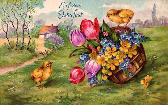 Ein frohes und gesundes Osterfest w�nschen die Mitarbeiter vom Comicshop Comicimoc